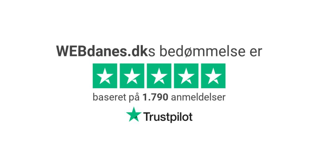webdanes trustpilot