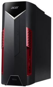 Acer Nitro N50-600 - bedste mainstream gaming PC